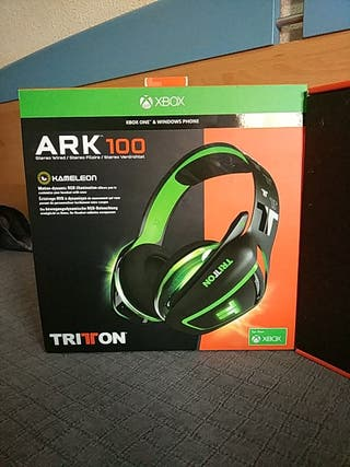 Auriculares Gaming TRITTON ARK100 Stereo