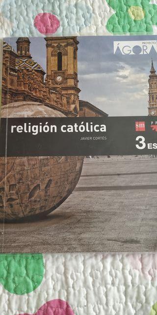 libro texto religión 3eso