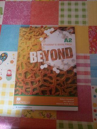 Libro de Inglés BEYOND Student's book pack