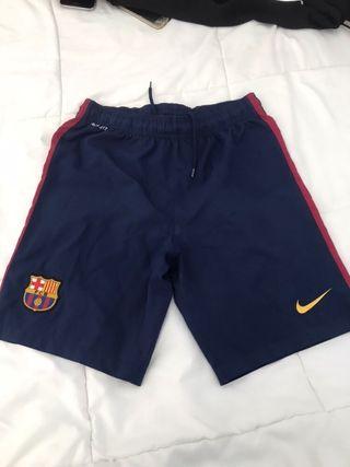 Pantalón corto FC Barcelona