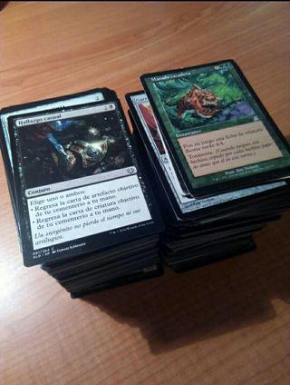 500 cartas Magic