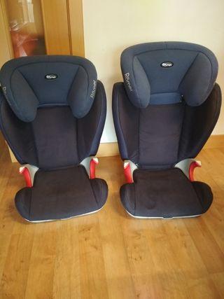 Britax römer silla de coche Kid II
