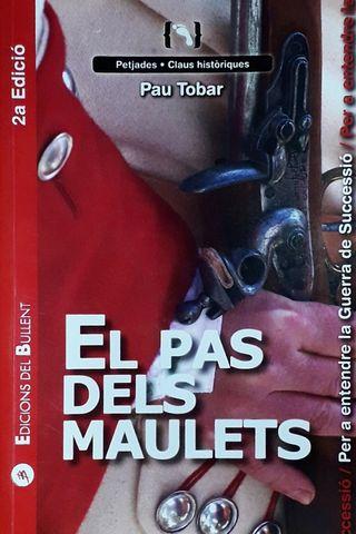 """libro de lectura """"El pas dels maulets"""""""