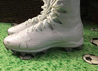 Botas under armour futbol/rugby