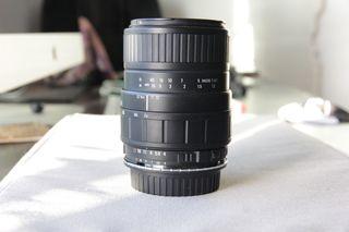 objetivo sigma 70-210 mm f4 montura nikon F