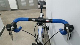 Bicicleta de carretera desarrollo escuelas