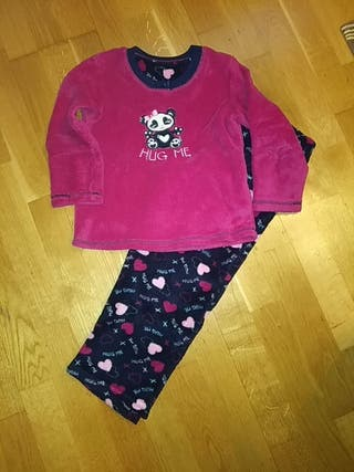 pijama niña 6-7