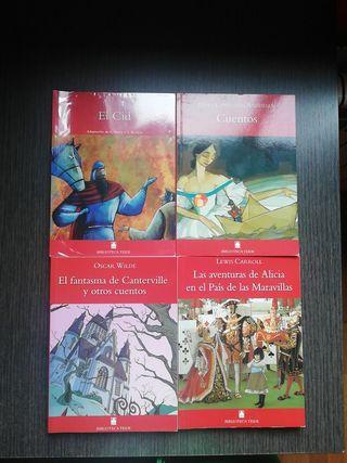 Libros Teide ESO