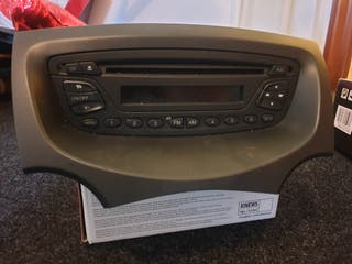 radio caset ford ka