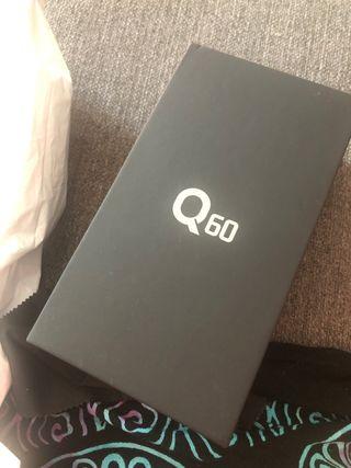 Lg q60 nuevo precintado