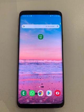 Samsung s9+ 64Gb Morado