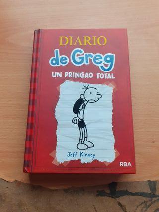 """Libro """"Diario De Greg 1"""""""