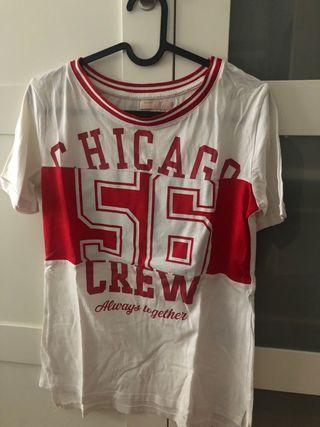 Camiseta chicago talla m