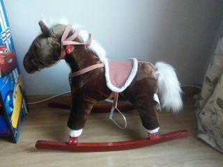 caballo balancìn