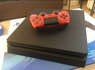 vendo o cambio ps4 slim