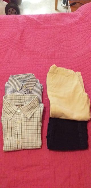 Camisa pantalon 2-3 años