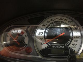 SUZUKI - BURGMAN 200