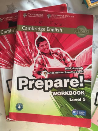 Libros oficiales de inglés