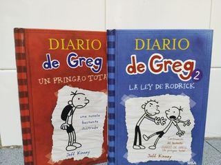 Diario de Greg 1 y 2