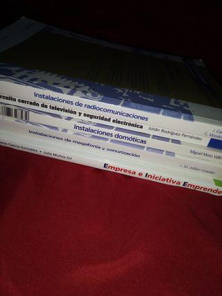 Libros de segundo grado medio telecomunicaciones