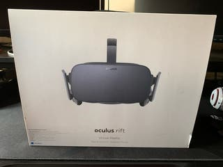 Oculus Rift VC1 a estrenar