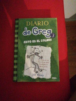 Diario de Greg 3 ¡ESTO ES EL COLMO!