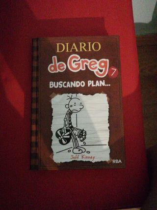 El diario de Greg 7 BUSCANDO PLAN...