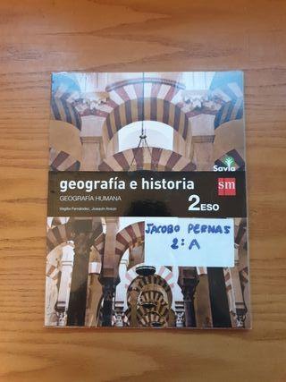 Libro Geografia e Historia