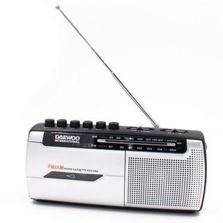 Ref. 39154 | Radio Cassette Grabador Daewoo Drp-10