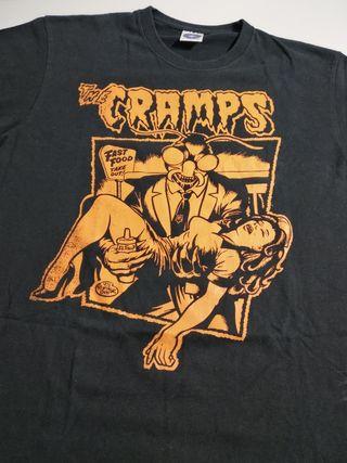 Camiseta The Cramps