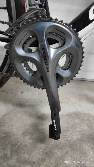 cannondale synapse full carbon y ultegra