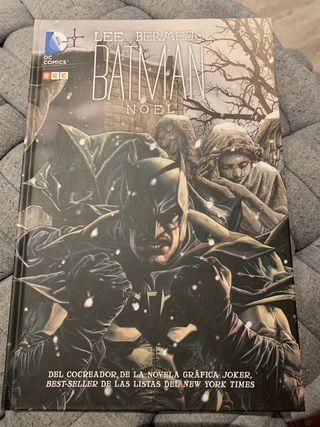 Cómic Batman Noel