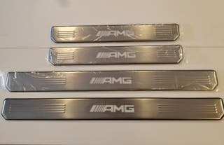 protectores inoxidable led AMG