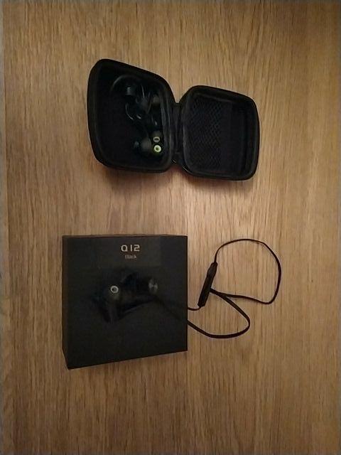 Auriculares Bluetooth Q12 Black