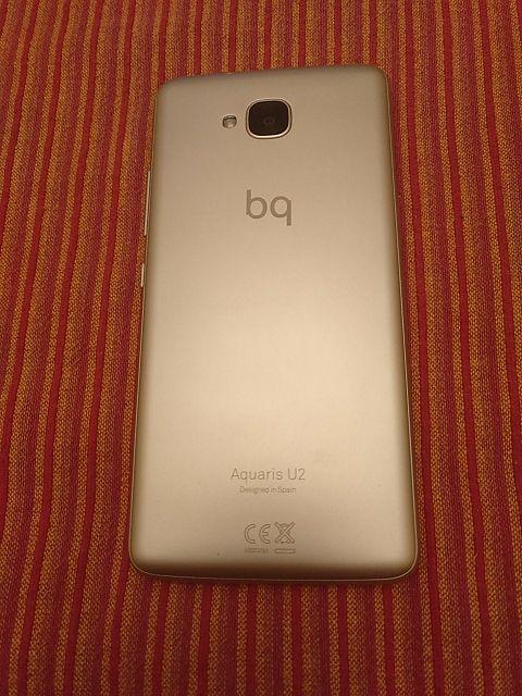 BQ Aquaris U2 nuevo