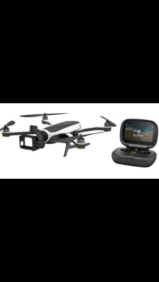 Drone GoPro Karma Light con soporte para GoPro