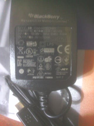 ADAPTADOR BLACKBERRY