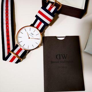 Reloj Daniel Wellington - Modelo Canterbury