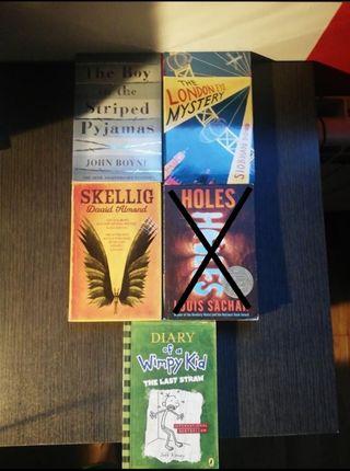 Libros en inglés ESO