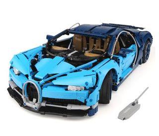 Maqueta Bugatti Chiron LEGO