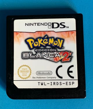 Pokemon Edicion Blanca 2 DS/3DS/2DS