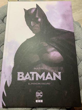 Cómic Batman El Principe Oscuro Vol 1 y 2