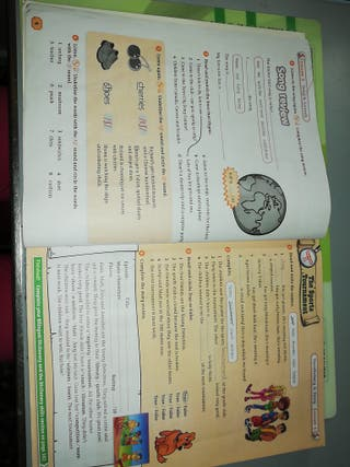 libros inglés 6