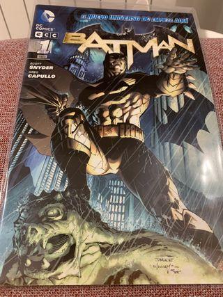 Cómics Batman Nuevo Universo DC Vol.1
