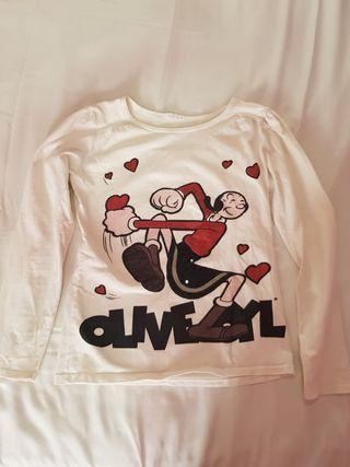 Camiseta talla M