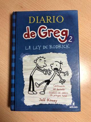 El Diario de Greg 2