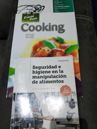 libros de cocina formación profesional