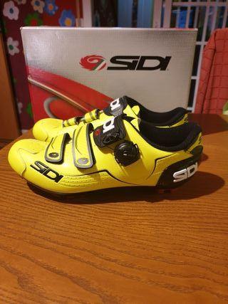 zapatillas ciclismo sidi trace