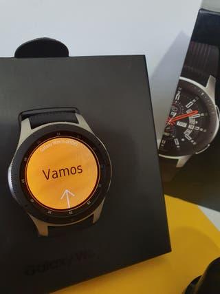 Galaxy watch 46 mm GPS + factura nuevo Oferta!!!