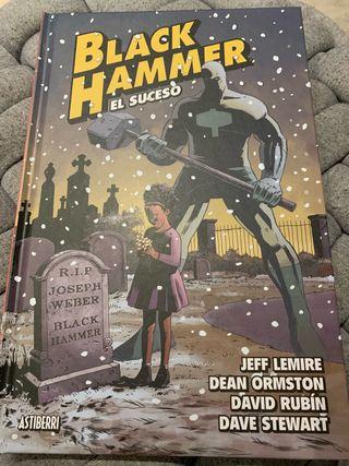 Cómic Black Hammer Vol.2 y Sherlock Frankenstein